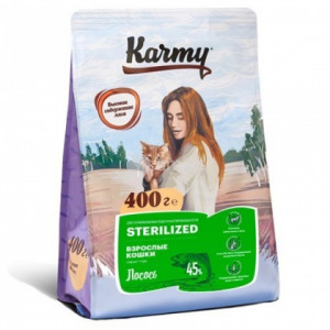 Karmy Sterilized Лосось