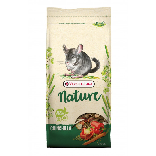 Корм для шиншилл Versele-Laga Nature Chinchilla 700 г