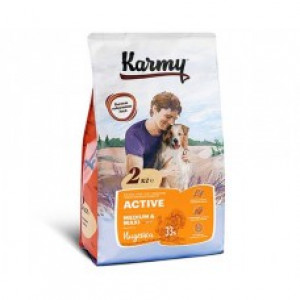 Karmy Active Medium & Maxi Индейка