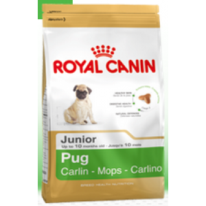 Royal Canin Pug 25 Junior (Мопс Юниор)
