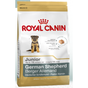 Royal Canin German Shepherd 30 Junior (Немецкая овчарка)