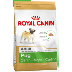 Royal Canin Pug ADULT (Мопс эдалт)