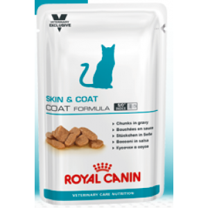Royal Canin VCN Skin&Coat Coat Formula (ВКН Скин энд Коат Коат Формула), пауч