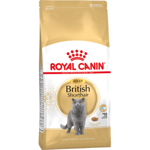 Royal Canin British Shorthair Adult старше 12 месяцев