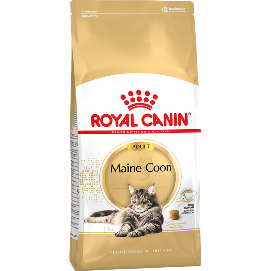 Royal Canin Maine Coon Adult старше 15 месяцев