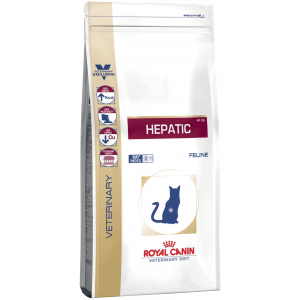 Royal Canin Hepatic HF26 Feline (Гепатик ХФ 26 фелин)