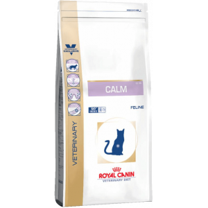 Royal Canin Calm в период стресса