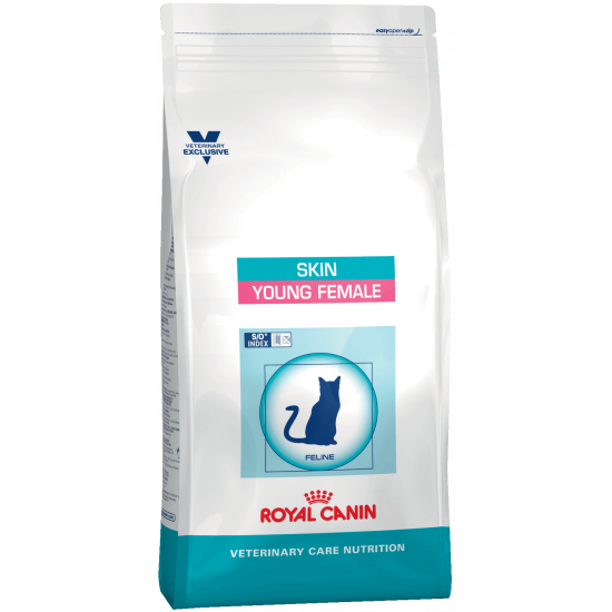 Royal Canin VCN Neutered Skin Young Female (ВКН Ньютрид Скин ЯнгФимэйл).