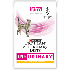 Purina UR Urinary МКБ пауч Курица 10шт