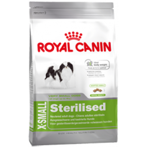 Royal Canin X-Small Sterilised( Роял Канин Икс -Смол Стерилайзд)