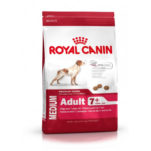 Royal Canin Medium Adult 7+ (Медиум Эдалт 7+)