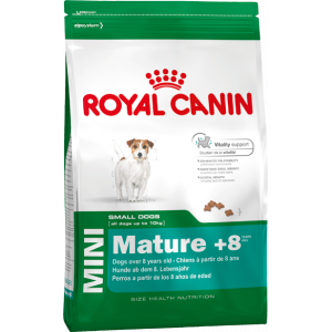 Royal Canin Mini Mature +8 (Мини Матюр +8) мини эдалт 8+